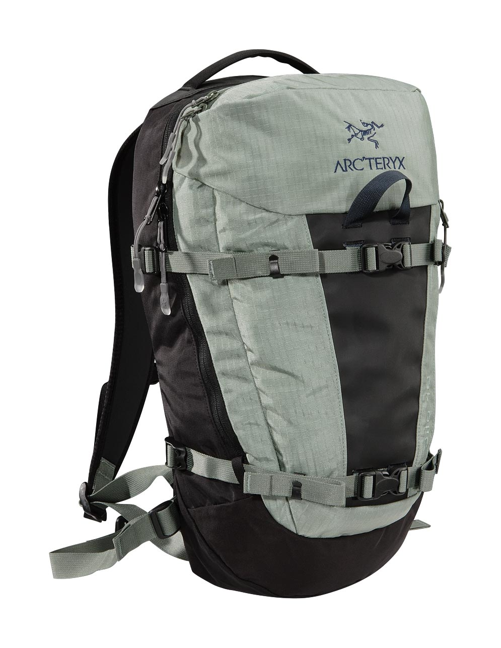 Arcteryx Sable Gray Silo 20